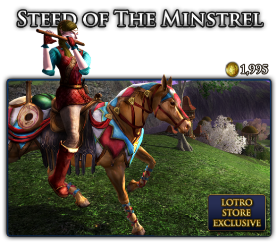 Steed of the Minstrel