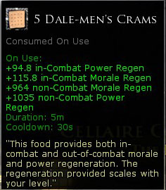 5 Dale-men's Crams