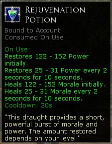 Rejuvenation Potion