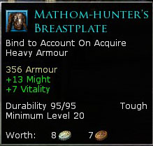 Mathom-Hunter's Breastplate