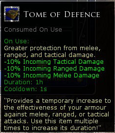 Tome of Defence