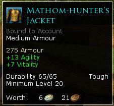 Mathom-Hunter's Jacket