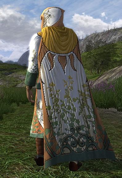 Cloak of the Midsummer Hooded